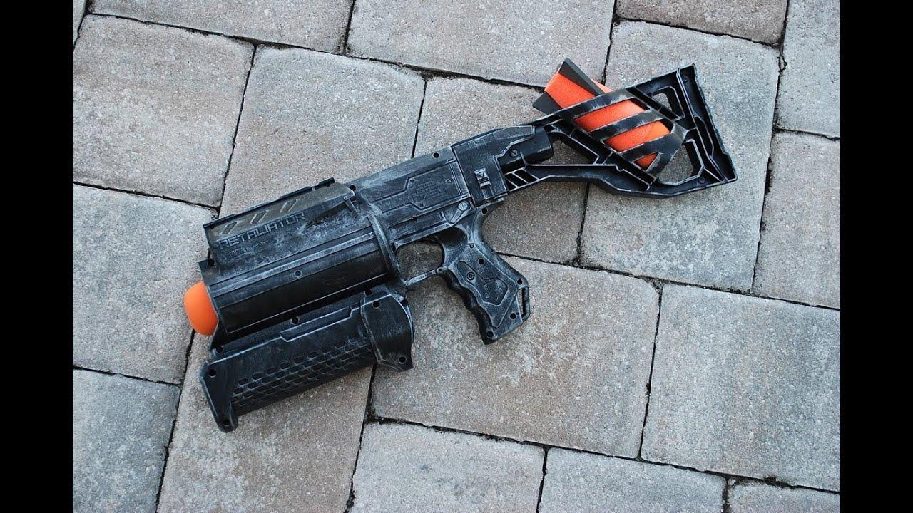 [MOD] Nerf Grenade Launcher - Demolisher Missile Launcher ...