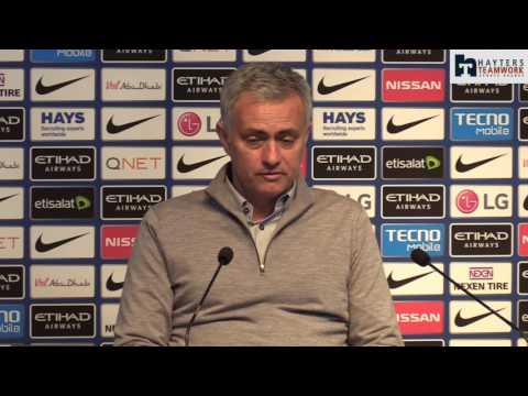 Mourinho: Aguero's face looked as nice as ever!