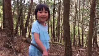 吉川八幡神社から吉川城趾まで