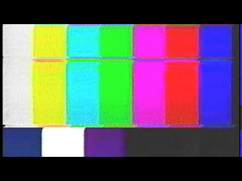 VHS Tape Glitch and Static Noise CC BY 4 0 In Camera