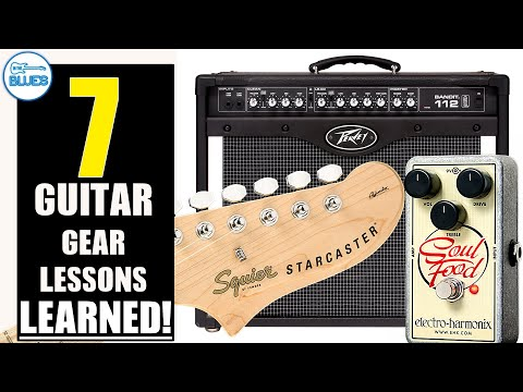 Avoid These 7 Guitar Gear Mistakes I Made!