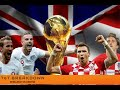 T&T BREAKDOWN: CROATIA VS ENGLAND
