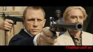 "James Bond ""You Know My Name"" Music Video"
