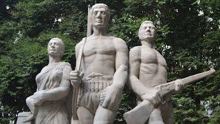 ঢাকা বিশ্ববিদ্যালয়ের ভাস্কর্য ।।  Sculptures Of Dhaka University