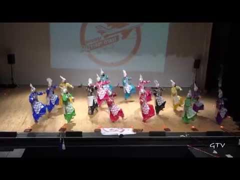 First Class Bhangra – Bruin Bhangra 2015
