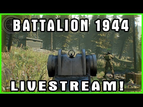 BATTALTION 1944 LIVESTREAM!