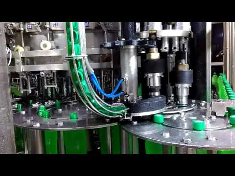 Manufacturing of 7up drinks