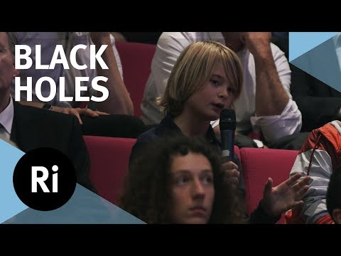 Q&A - Black Holes and the Fundamental Laws of Physics - with Jerome Gauntlett