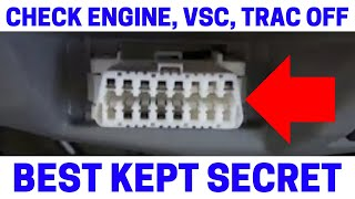 (Part 4) How To Fix Your Check Engine, VSC, Trac Off Warning Lights On With Zero Point Calibration(, 2017-06-17T15:40:34.000Z)