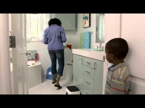 """Funny Clorox Bleach Commercial """" Potty """" - YouTube"""