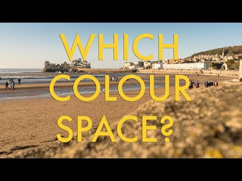 Which Colour Space/Gamut Is Best For You? (Sony Alpha Cameras) Part 1