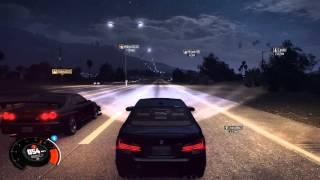 The Crew Сравнение/Тест Драйв Nissan Skyline и Bmw M5