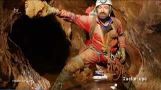 Höhlenforscher - Gefangen in der Höhle