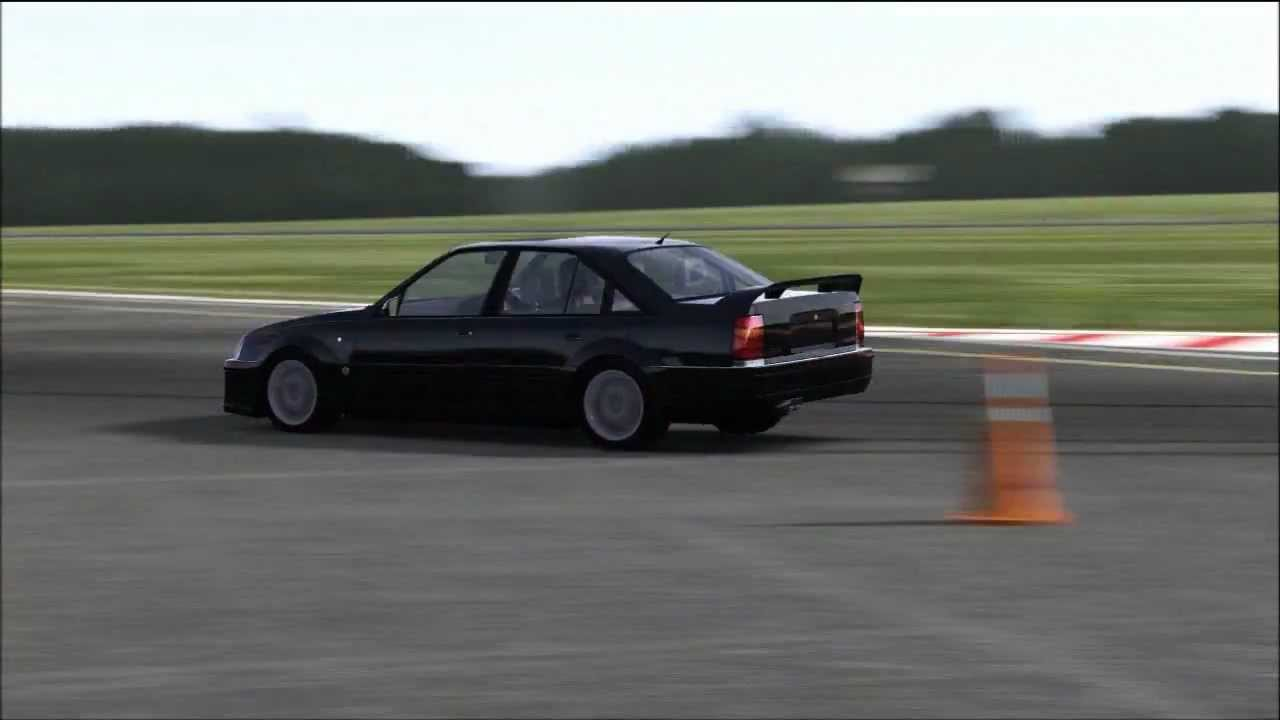 hd forza 4 top gear car test 1990 lotus carlton. Black Bedroom Furniture Sets. Home Design Ideas