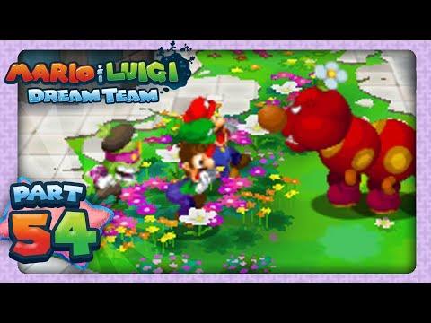 Mario & Luigi: Dream Team - Part 54 - Popple & Wiggler
