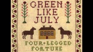 Green Like July - Jackson