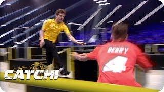Match 4: Obstacle Race - Teil 2 - CATCH! Die Deutsche Meisterschaft im Fangen
