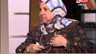 سعاد صالح تعود لمناظرة الشيخ ميزو بعد انسحابها بسبب قضية الزنا (فيديو)