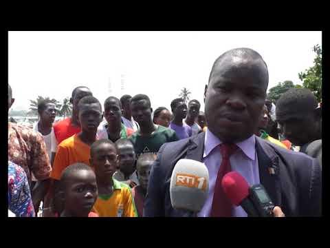 Société :  Le district d'Abidjan fait raser le quartier abattoir de Port-Bouët