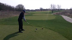 10th Tee at Thunderhawk Golf Club