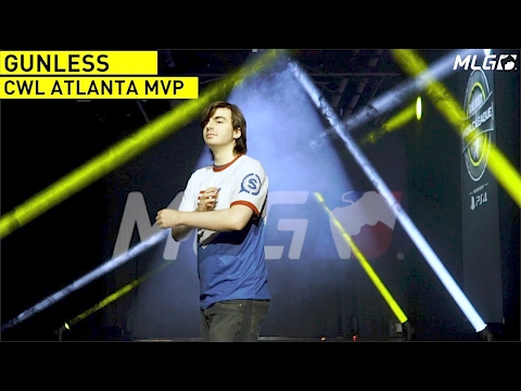 CWL Atlanta Open MVP: Gunless