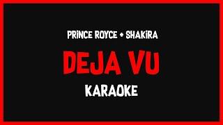 Karaoke: Prince Royce Ft Shakira - Deja Vu 🎤🎶