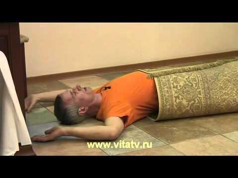 Доктор Попов - Гимнастика Червяка