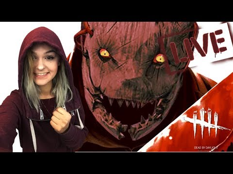 FREAKY FRIDAY! Currently Dead by Daylight! [PS4]