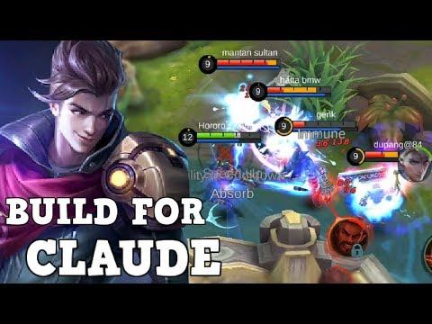 CLAUDE'S BEST BUILD CRITICAL BUILD VS GOLDEN DEMON BUILD