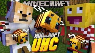 WYPRAWA PO PSZCZOŁY z NEXE! | Minecraft UHC