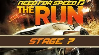 Need For Speed The Run | Stage 7