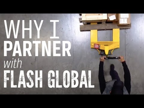 Why I Chose Flash Global For Service Supply Chain Solutions