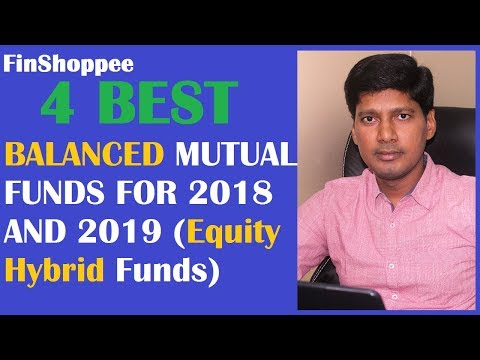 Best Balanced Mutual Funds 2018 | Top Equity hybrid fund for SIP