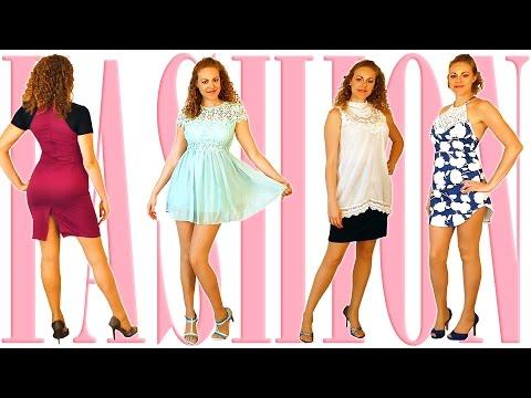 ASMR Whisper & Fabric Sounds: Fashion Haul 16 by TomTop.com, Ear to Ear Binaural, Scratching