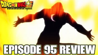Dragon Ball Super Episode 95 Review The Worst! The Most Evil! Frieza's Rampage!