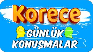 10 dk'da Korece Günlük Konuşmalar