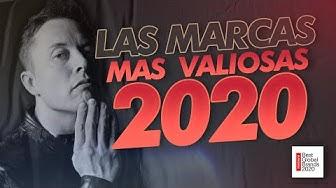 Imagen del video: LAS MARCAS MÁS VALIOSAS de 2020