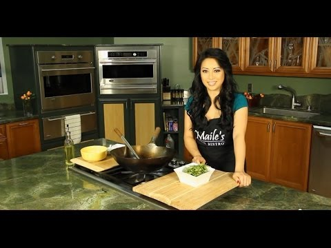 Garlic Soy Edamame In the Kitchen with Maile