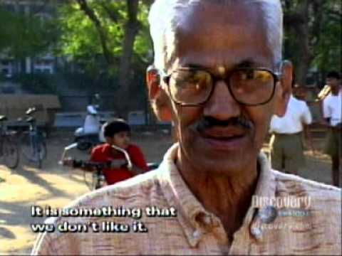 India: The Outsourcing of Jobs on Discovery Channel 2004 recorded @ Sri