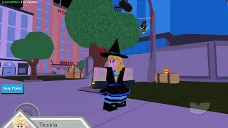 ROBLOX (HEROES OF ROBLOXIA) NEW HALLOWEEN SUPERSUITS