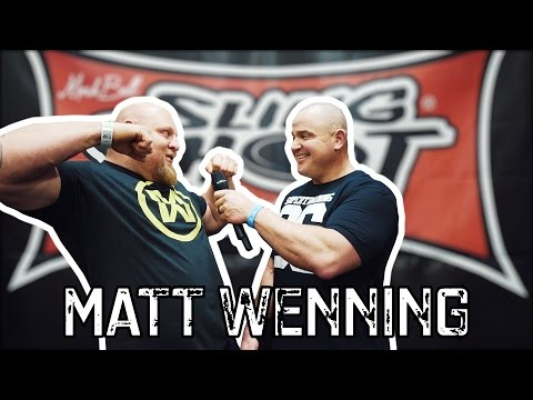 Strength Training for Firefighters and Military Matt Wenning - Arnold Classic 2017