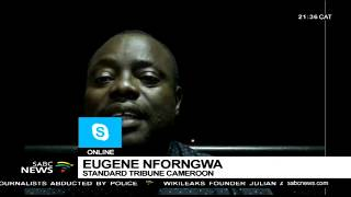 Cameroon court rejects petitions calling for election re-run: Eugene Nforngwa reacts
