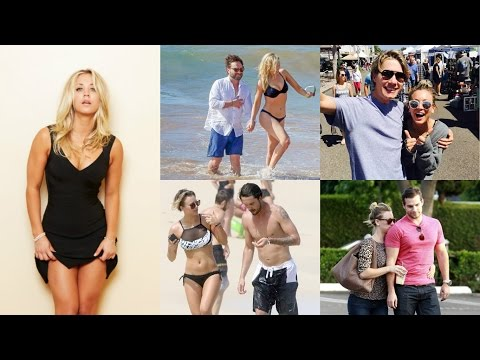 is kaley cuoco dating a woman