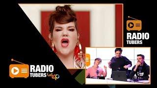 Andrea Compton opina sobre la favorita de Eurovisión 2018 (Israel - Netta, TOY)