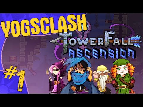 YogsClash - Towerfall 1 - Let Battle Commence