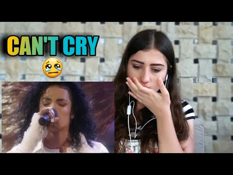 TRYING NOT TO CRY CHALLENGE  - MICHAEL JACKSON SAD FAN TRIBUTE