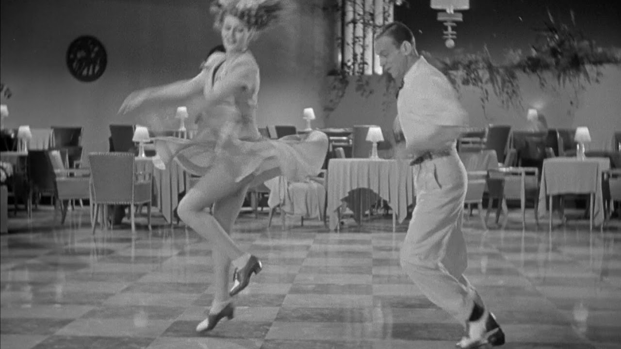 Your Love Keeps Lifting Me Higher And Higher Jackie Wilson Fred Astaire And Rita Hayworth Hd Youtube