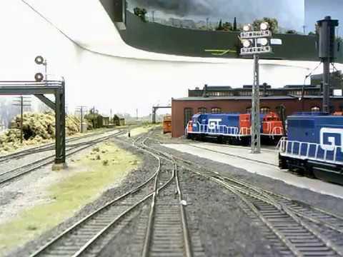 A Ride on the S.O.C. - Pontiac Yard to Ferndale Yard.
