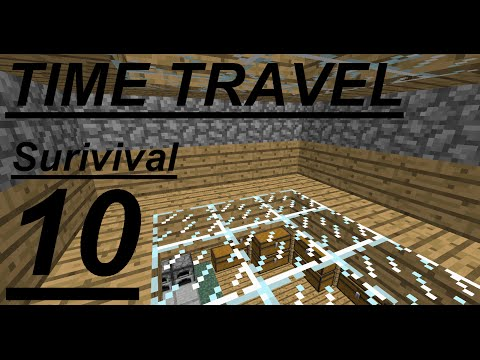 MINECRAFT TIME TRAVEL ep10 Top flor!!!!!!!!!!!!