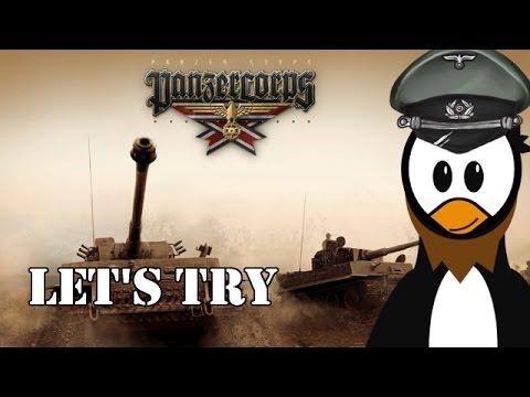Panzer Corps : Let's Try